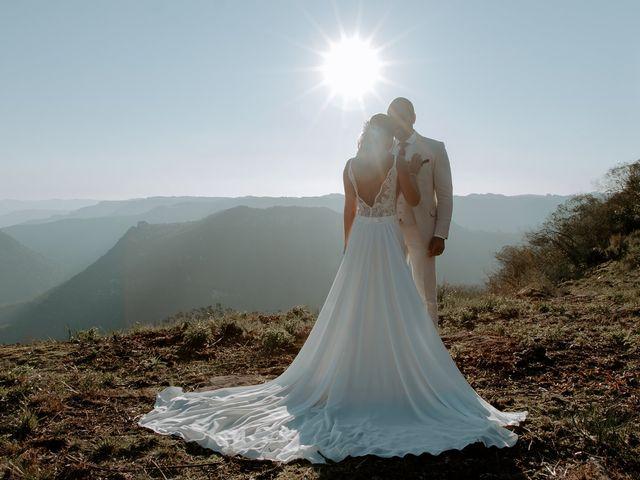 O casamento de Dainara e Diogo