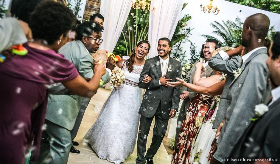 O casamento de Alipio e Fernanda em Duque de Caxias, Rio de Janeiro