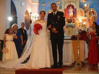 O casamento de Assunção  e Nilson 1