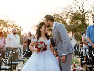O casamento de Kelly e Lucas