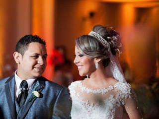 O casamento de Lauriane e Rafael