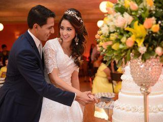O casamento de Natasha e Lucas 3