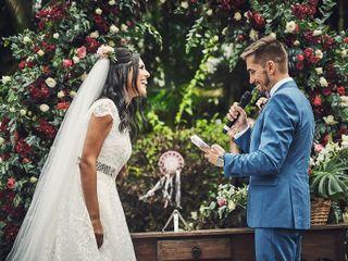 O casamento de Thais e Deolindo