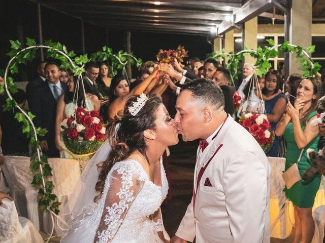 O casamento de Jane e Alex