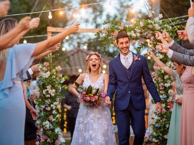 O casamento de Gabriela e André