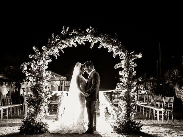 O casamento de Daiane e Rennan