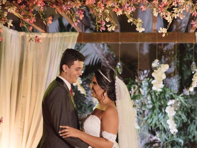 O casamento de Quésia e Vagner