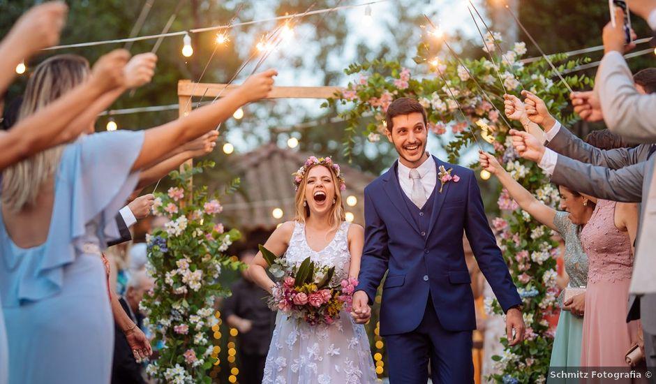 O casamento de André e Gabriela em Vila Velha, Espírito Santo