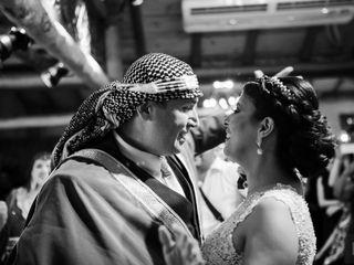 O casamento de Misleine  e Alexander