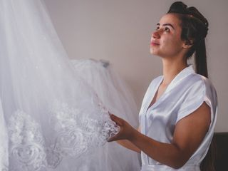 O casamento de Thamires e Tales 2
