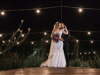 O casamento de Luiz Antônio e Bárbara