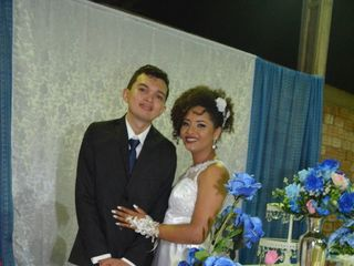 O casamento de Alessandra Mendes e Jhonata Fernandes 3