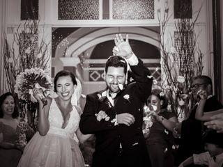 O casamento de Milla e Thiago