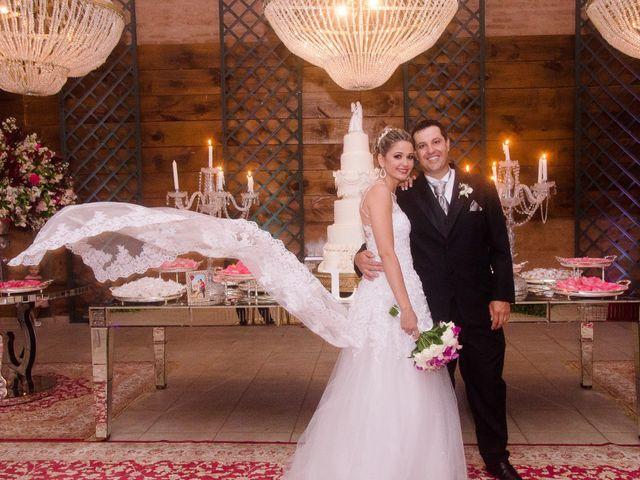 O casamento de Larissa e David