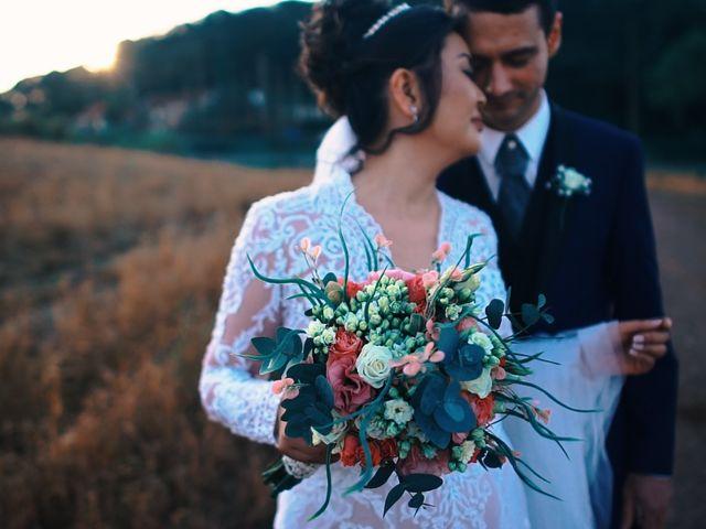 O casamento de Lúcia e Edison