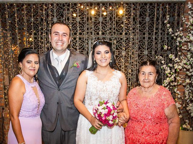 O casamento de Alexander e Misleine  em Campo Grande, Mato Grosso do Sul 3