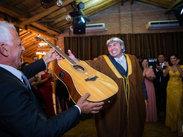 O casamento de Alexander e Misleine  em Campo Grande, Mato Grosso do Sul 19