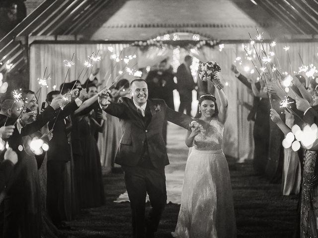 O casamento de Alexander e Misleine  em Campo Grande, Mato Grosso do Sul 35