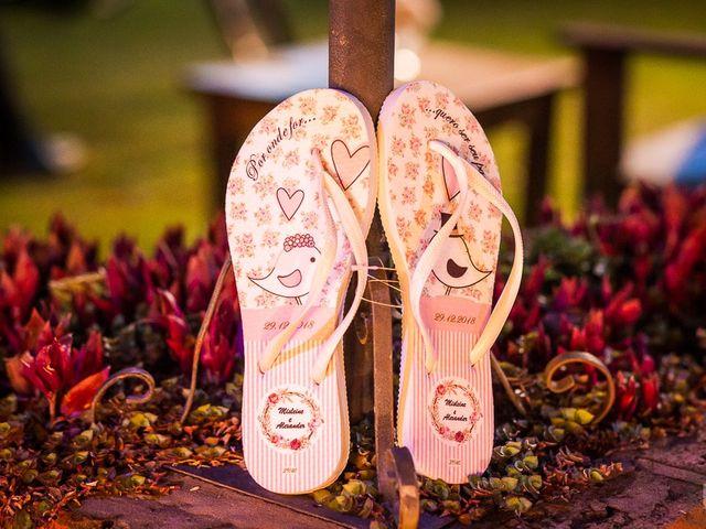 O casamento de Alexander e Misleine  em Campo Grande, Mato Grosso do Sul 36