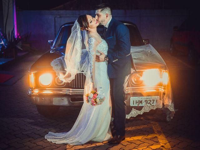 O casamento de Viviana e Augusto