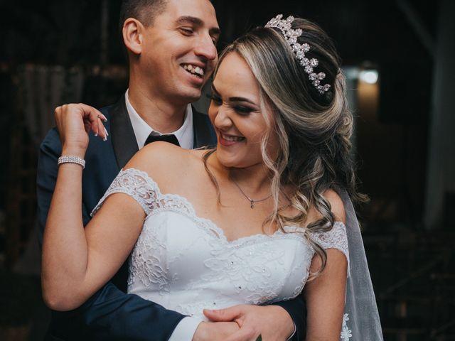 O casamento de Alana e Jerfeson