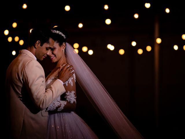 O casamento de Thamires e Tales