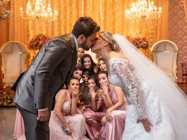 O casamento de Ingrid e Richard