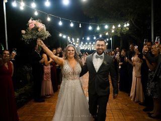 O casamento de Pamela  e Fabio
