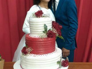 O casamento de Stefania e Victor