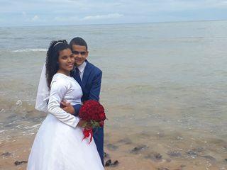 O casamento de Stefania e Victor 2