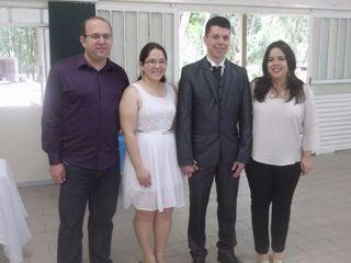 O casamento de Deiziane e Vanderson 2