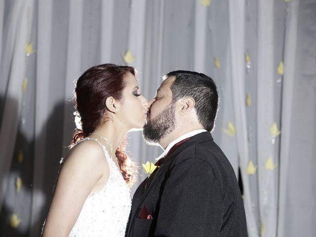 O casamento de Gisele e Tiago