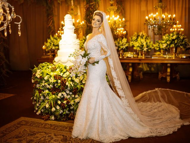 O casamento de Willian e Mila em Alegre, Espírito Santo 22