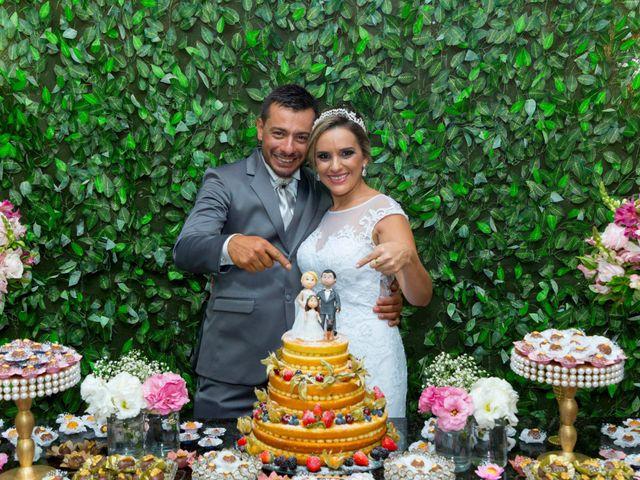 O casamento de Tatiane e João Mário