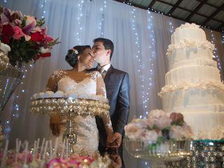 O casamento de Flavio e Jussara