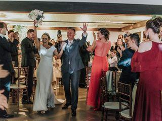 O casamento de Carol e Rodrigo