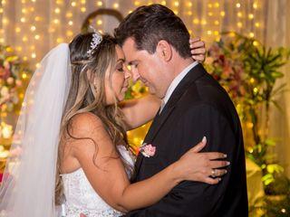 O casamento de Monica e Francisco