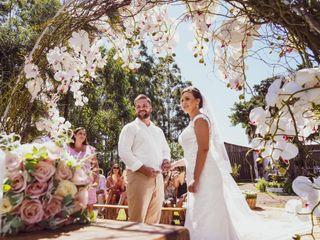 O casamento de Janaina e Carlos Bauer Jr