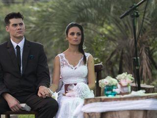 O casamento de Carolina e Ismael 1