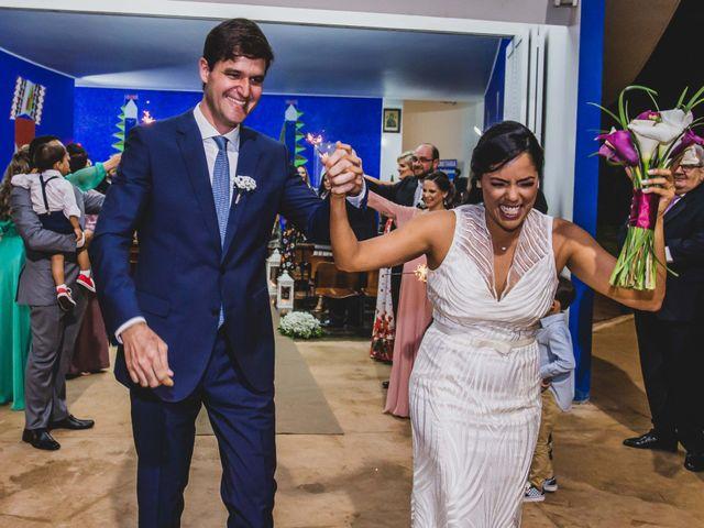 O casamento de Juliana e Hugo