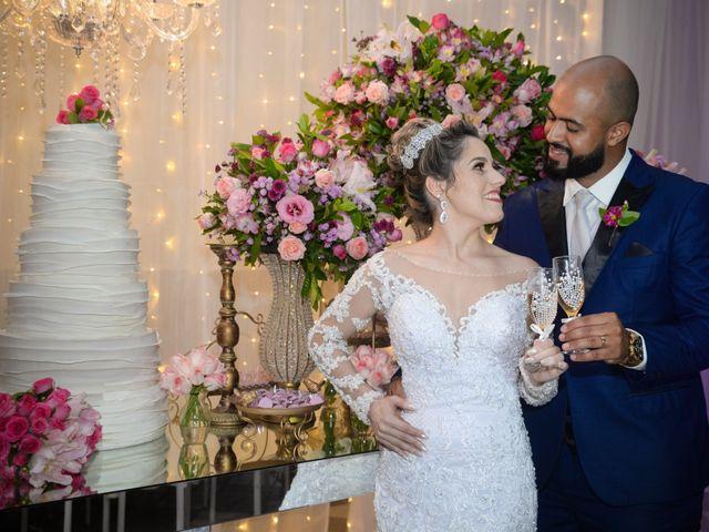 O casamento de Juliana e Vitor