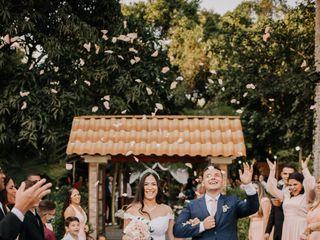 O casamento de Natalie e Nathan 2