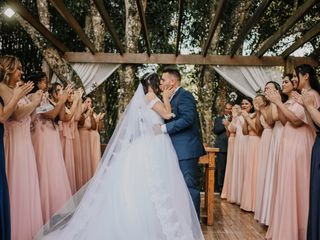 O casamento de Natalie e Nathan