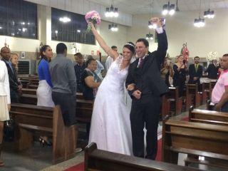 O casamento de Liliane e Charlon 2
