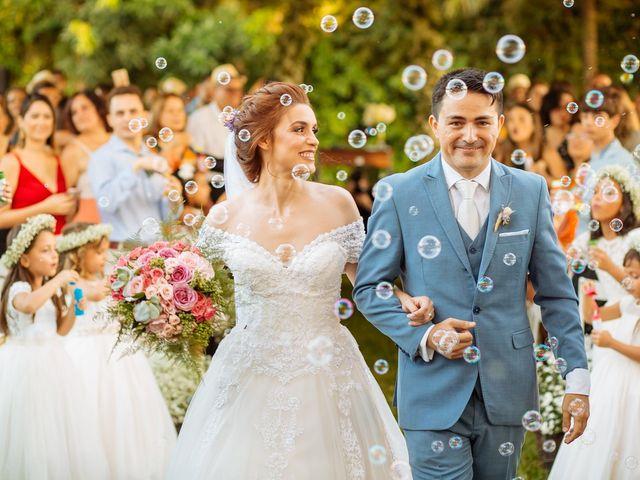 O casamento de Risia e Rafael