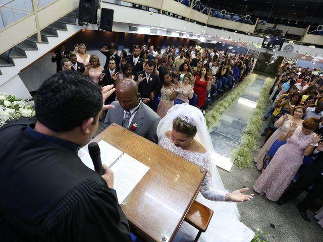 O casamento de Warlley e Juliana em São Gonçalo, Rio de Janeiro 2
