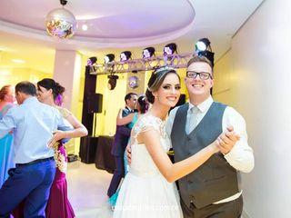 O casamento de Jenifer Luciano da Silva e Anderson Oteresbak Lopes 1