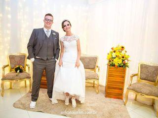 O casamento de Jenifer Luciano da Silva e Anderson Oteresbak Lopes