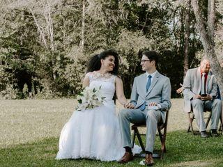 O casamento de Naomi e Matheus