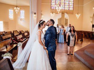 O casamento de Eder e Bruna